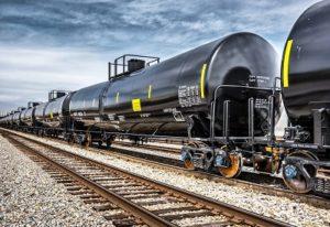 Перевозка наливных грузов по железной дороге