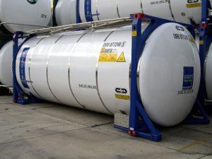 Перевозка наливных грузов в танк-контейнерах