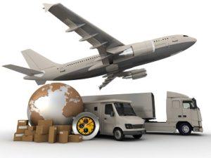Доставка оборудования в Санкт-Петербург