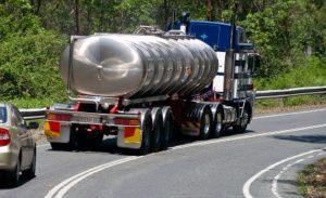 Доставка опасных грузов автомобильным транспортом
